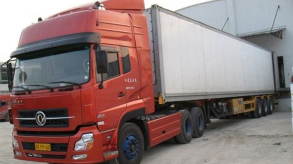 货物运输公司途中的交接、检查及整理!